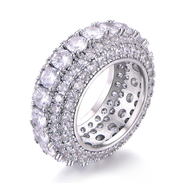 Curve Ring - Silver