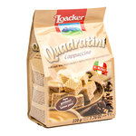 Loacker Cappuccino Wafer Cookies 220g