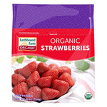 Frozen Strawberries, Earthbound, 300g