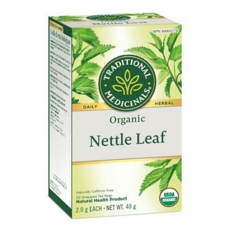 Tea, Nettle Leaf, Traditional Medicinals 40g