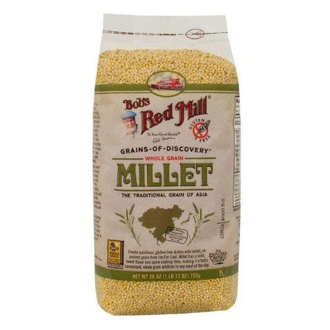 Millet, Whole Grain, Bob's Red Mill 793g