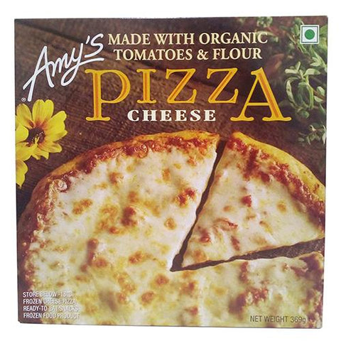 Pizza, Cheese, Amy's, 369g