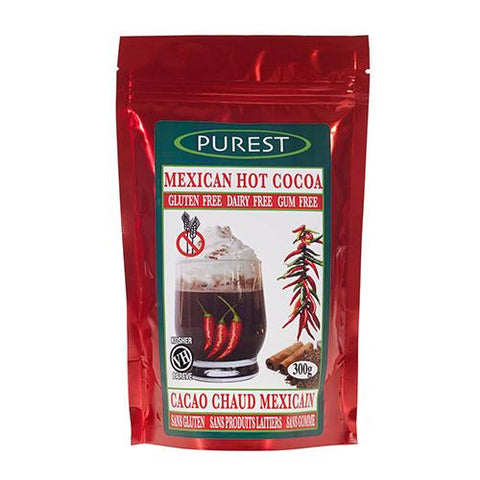 Cocoa Powder, Hot, Mexican, Purest 300g