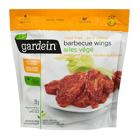 Barbecue Wings, Gardein 255g
