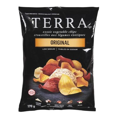 Terra Root Veg Chip 170g
