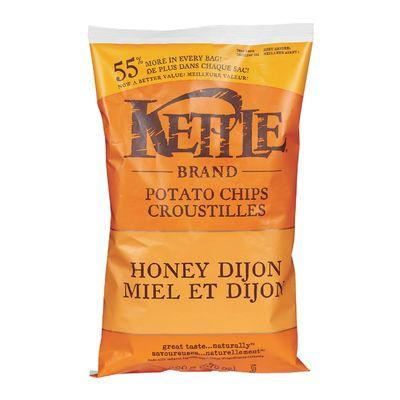 Chips, Honey Dijon, Kettle 220g