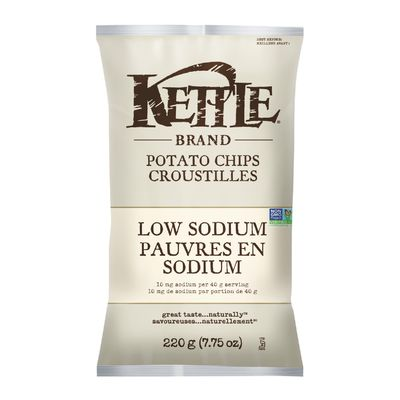 Kettle Low Sodium 220g