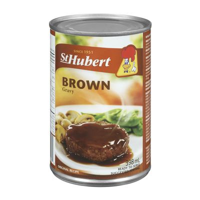 St-Hubert Brown Gravy 398ml