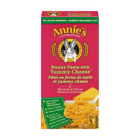 Annies Bunny Pasta 170g