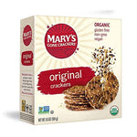 Crackers, Original, Marys Organic 155g