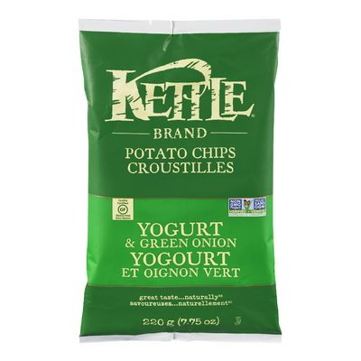 Kettle Yogurt & Onion 220g