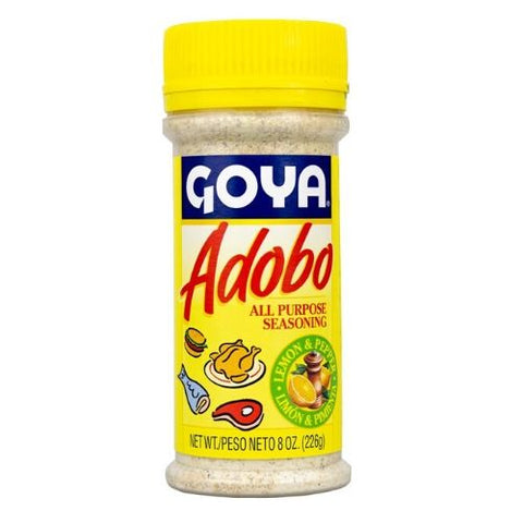 All Purpose Seasoning, Lemon & Pepper, Goya 226g
