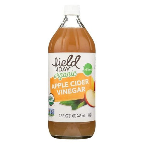 Apple Cider Vinegar, Organic, Field Day