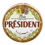 Brie Cheese, Président, 230g