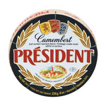Camembert Cheese, Président, 230g