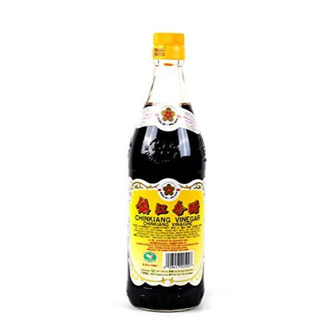 Chinkiang Vinegar, Gold Plum, 550ml