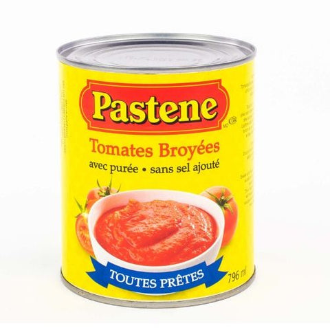 Crushed Tomatoes, Pastene 796ml