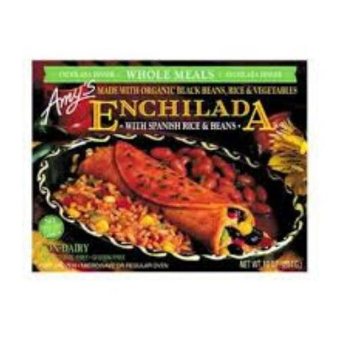 Enchilada, Amy's, 284g
