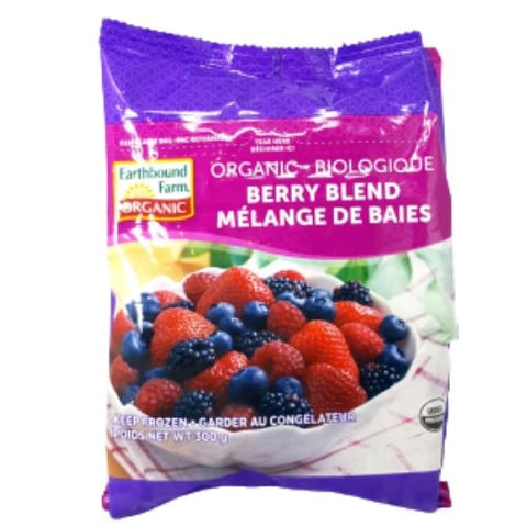 Frozen Berry Blend, Earthbound, 300g