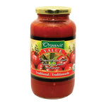 Organic Value Pasta Sauce Traditional 700ml