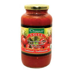 Pasta Sauce, Traditional, Organic Value, 700ml