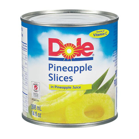 Dole Pineapple 398ml