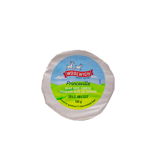 Goat Brie Cheese, Woolwich, 165g