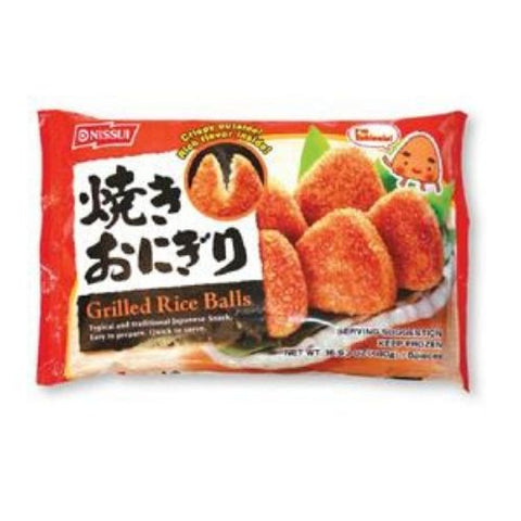 Grilled Rice Ball, Nissui, 480g