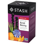 Herbal Tea, Acai Berry, Stash, 18 units