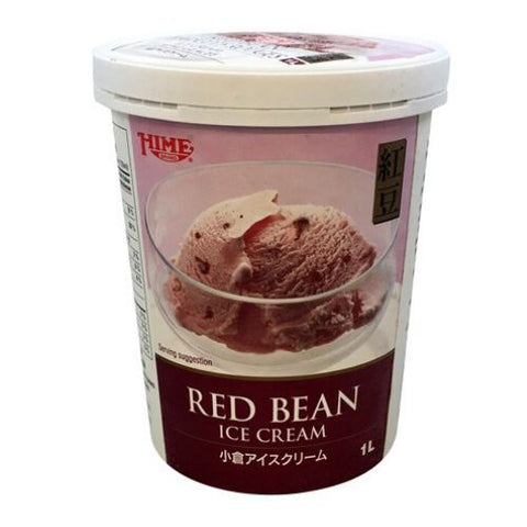 Ice Cream, Red Bean, Hime 1L
