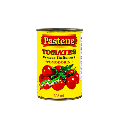 Italian Cherry Tomatoes, Pastene, 398ml