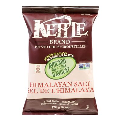 Kettle Himalayan Salt 220g