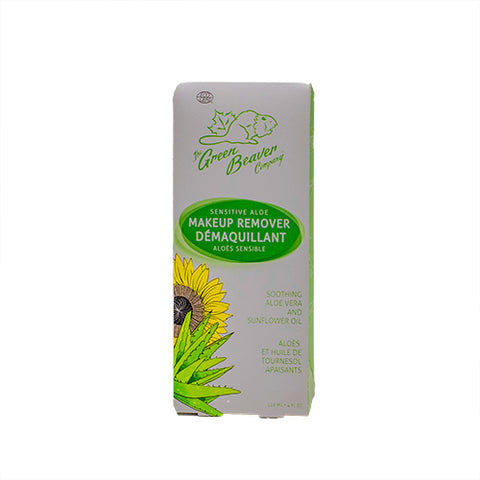 Makeup Remover, Green Beaver 120ml