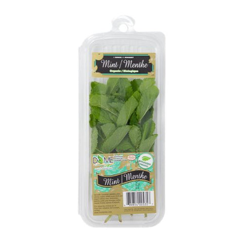 Mint, Organic, Dome, 1 Bunch