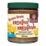 Mustard, Brown, Eden, 253ml