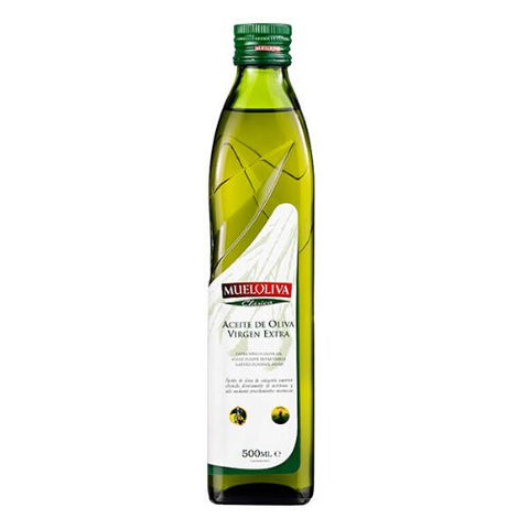 Olive Oil, Extra Virgin, Mueloliva