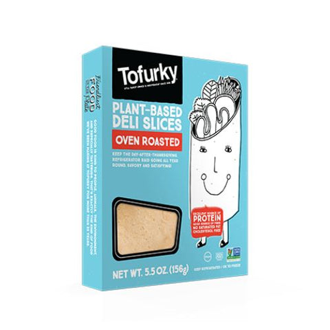 Oven-Roasted Tofurky, 156g