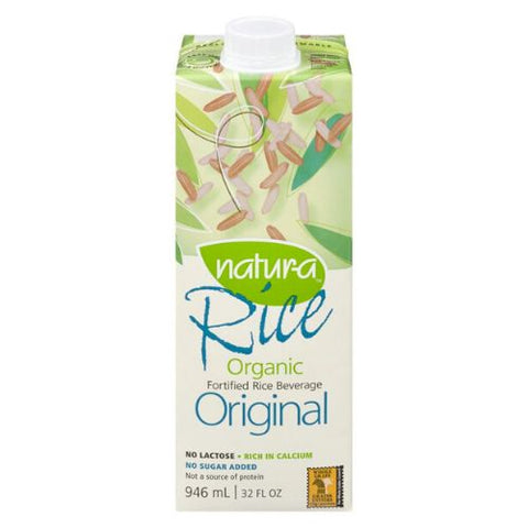 Rice Beverage, Original, Natura, 946ml