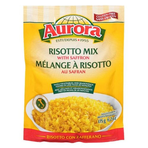Risotto Mix With Saffron, Aurora, 175g