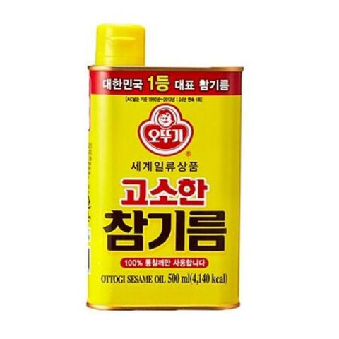 Sesame Oil, Ottogi, 500ml
