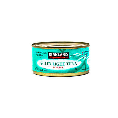 Solid Light Tuna, Kirkland 133g