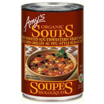 Soup, Southwestern Vegetables , Organic, Amy's 398ml