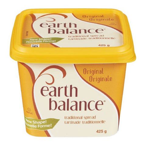 Spread, Original, Earth Balance, 425g