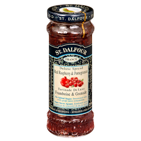 Spread, Raspberry & Pomegranate, St-Dalfour, 225ml