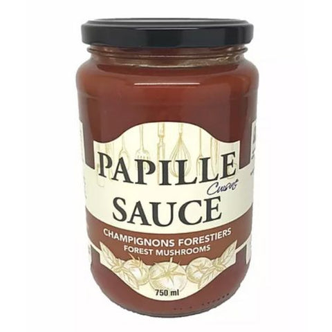Tomato Sauce, Forest Mushrooms, Papille 750ml