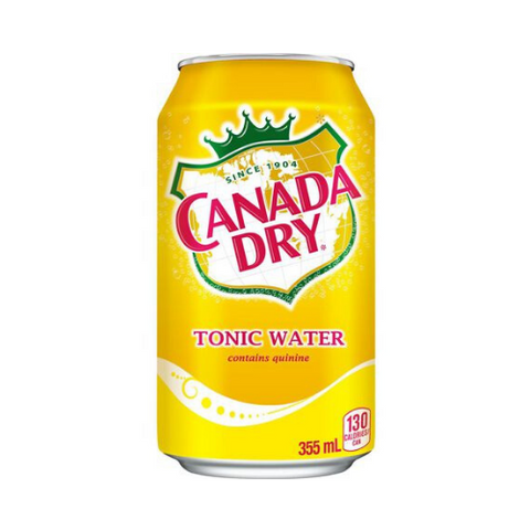 Canada Dry Tonic Water 355ml