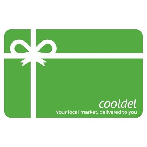 Cooldel Gift Card