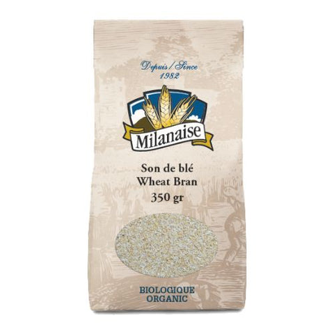 Wheat Bran, Milanaise, 350g