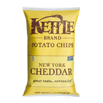 Chips, New York Cheddar, Kettle 220g
