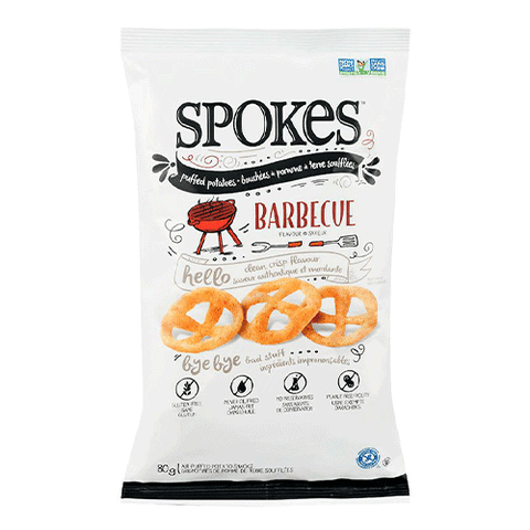 Spokes Barbeque 80g